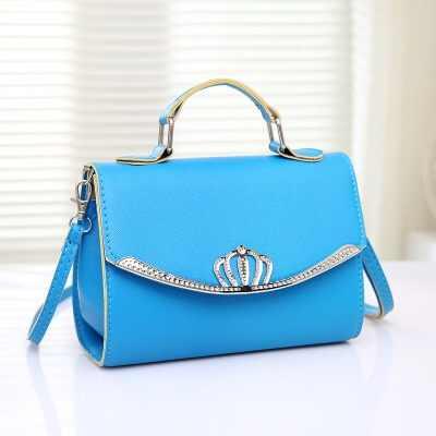 Caliente nuevo corona de lujo, bolso de las mujeres bolso de señoras de las mujeres de la moda bolsa de hombro bolsas