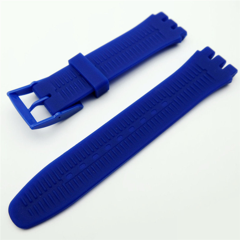 2017 Classic Silicone Strap for Army Sport Watch silicone rubber Watchband все цены