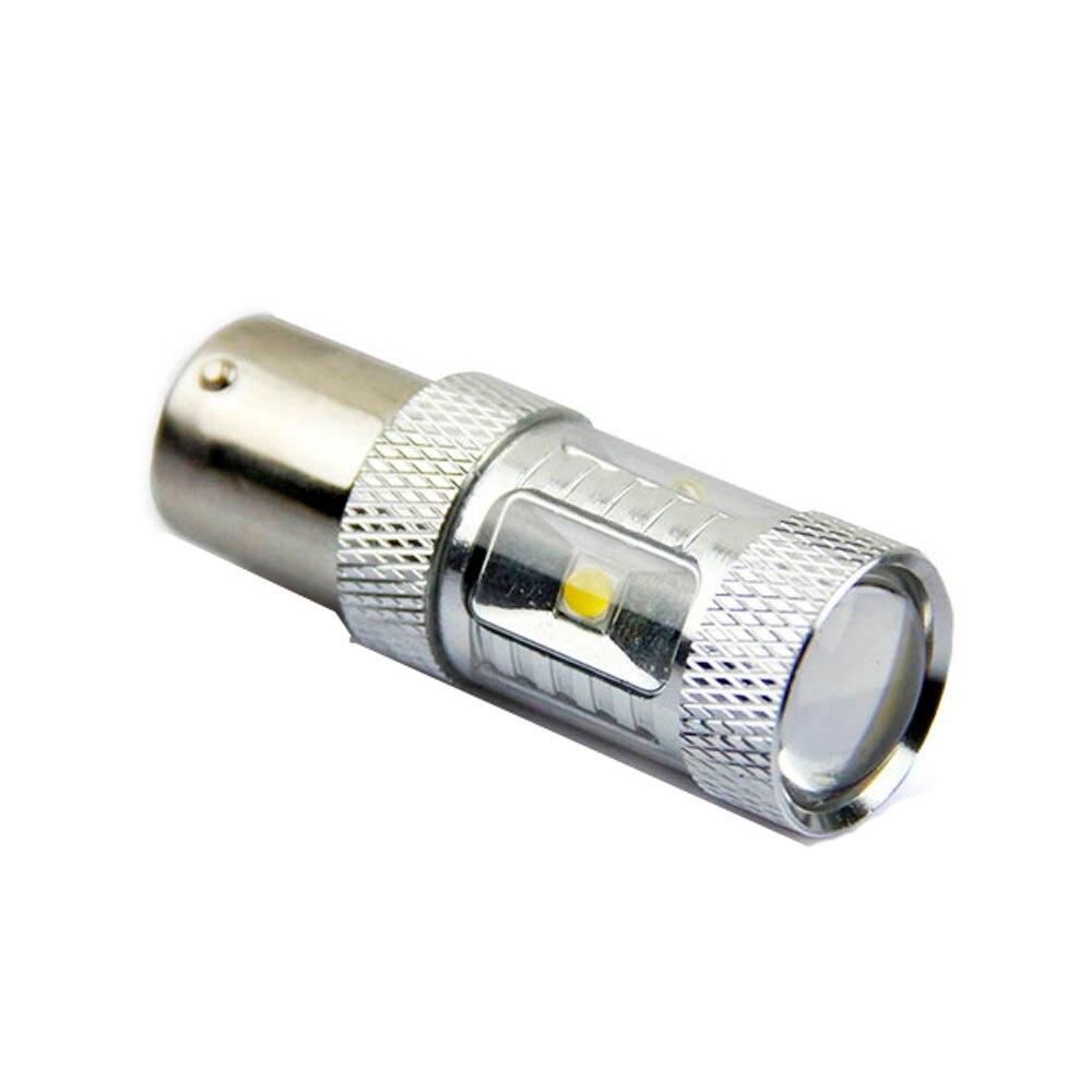 kongyide Healight Bulbs 30W White Error Free 1156 BA15S P21W Led Backup Canbus Dropshipping NOV9