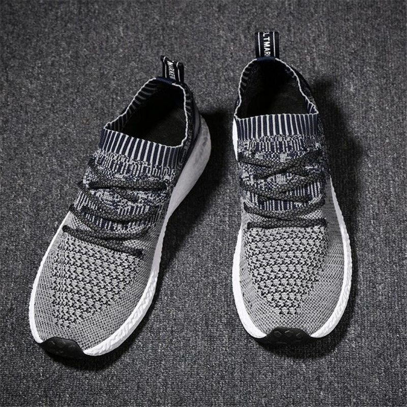 VIXLE Running Shoes 2017 men for men sneakers breathable sport shoes men high quality air mesh walking gym trainers
