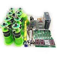 Arcade kit FAI DA TE completo con la scheda madre e 8 teste di colpire, il potere di alimentazione, dispenser per Colpire rana/mouse martello macchina del gioco