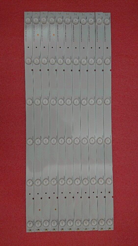 New 5set 55 PCS 6 LEDs 559mm LED backlight strip for LED50EC280JD LED50K20JD LED50K320U SVH500A22 REV05