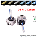 2 UNIDS D3C D3S Xenon HID bombilla 35 W 55 W 4300 k 6000 k 8000 k 5000 k 10000 k para el KIT de Reemplazo de Luz de la Lámpara de Coches Faro HID Xenon D3C