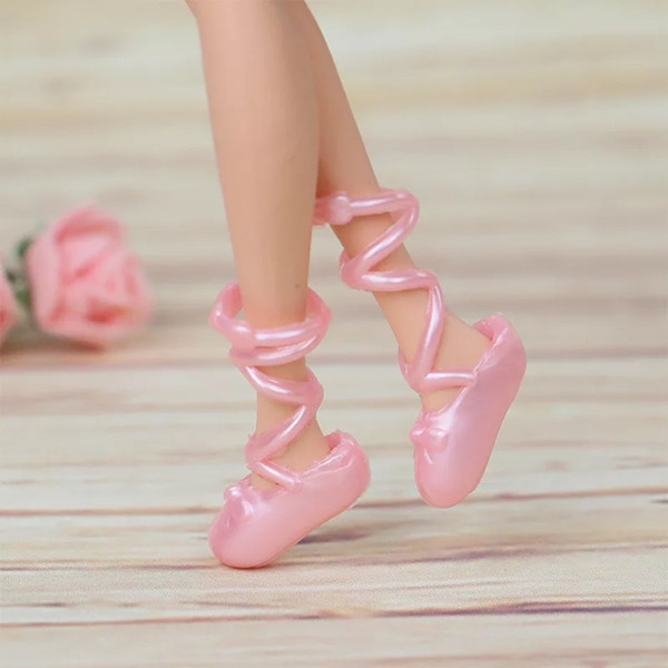 40 Pairs 80pcs Shoes for Barbie Doll Mix Kids Assorted Styles Different Toys