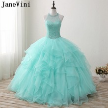 JaneVini Quinceanera Dresses Ball Gown Floor Length