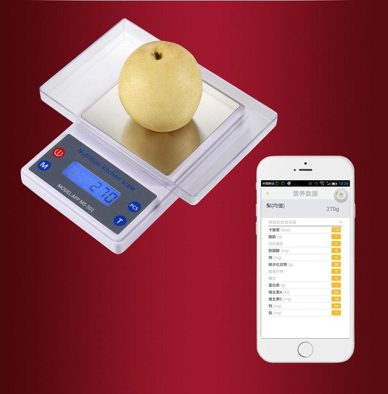 Atemberaubend Digitale Küchenwaage App Zeitgenössisch - Kicthen ...