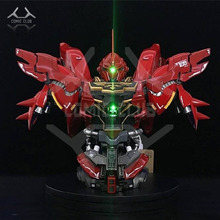 COMIC CLUB IN STOCK 1/35 YIHUI หน้าอกหัว SINANJU Gundam ประกอบรุ่น LED Light Action FIGURE ของเล่น