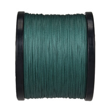 Long and String Colorful Braided Fishing Line