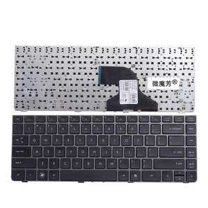 Image 1 - الولايات المتحدة رمادي جديد لوحة مفاتيح إتش بي الإنجليزية لprobook 4330s 4430s 4431S 4435 4436 لوحة مفاتيح الكمبيوتر المحمول