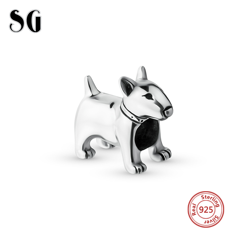 New arrival real 925 Sterling Silver Charms Animal Pegasus Beads Fit pandora charms for jewelry making women Gift Free shipping