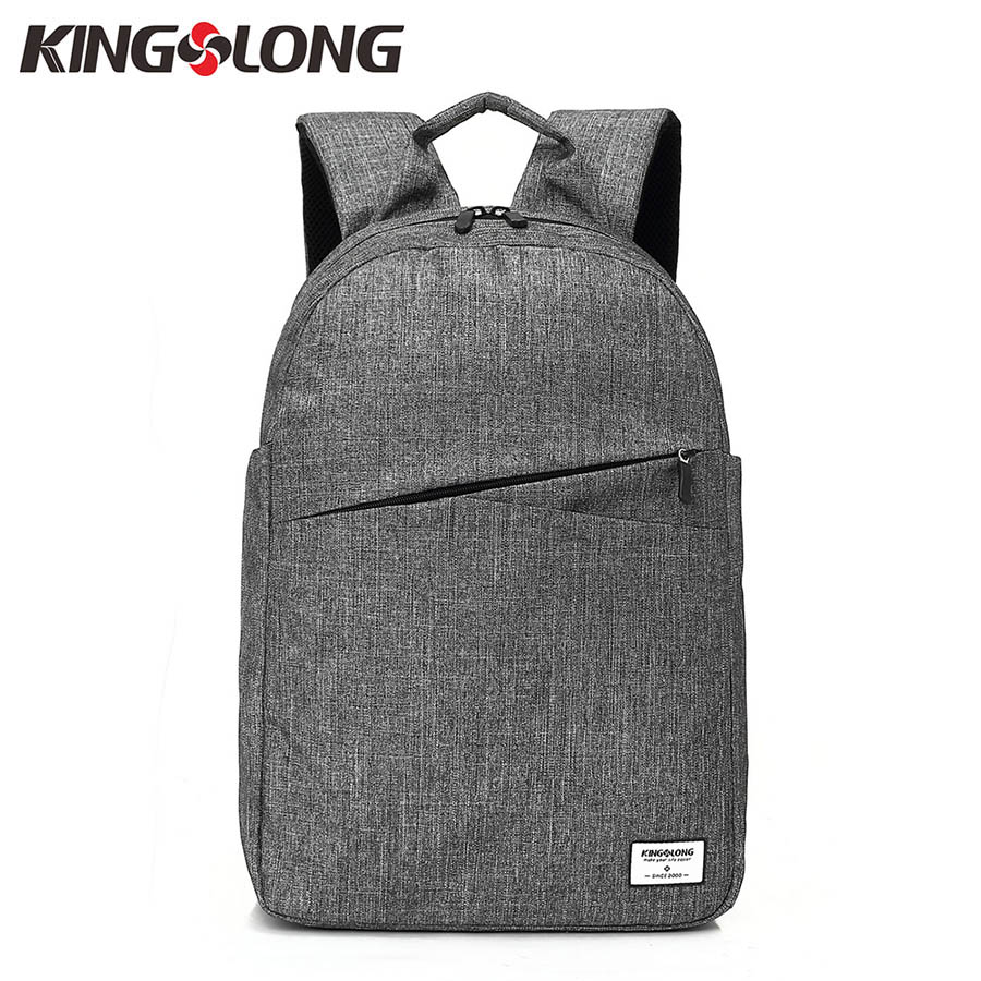 KINGSLONG School Backpack Laptop Bag Backpacks Waterproof Unisex School Bags For Teenagers Knapsack Bookbags Travel Backpack #53 roblox game casual backpack for teenagers kids boys children student school bags travel shoulder bag unisex laptop bags