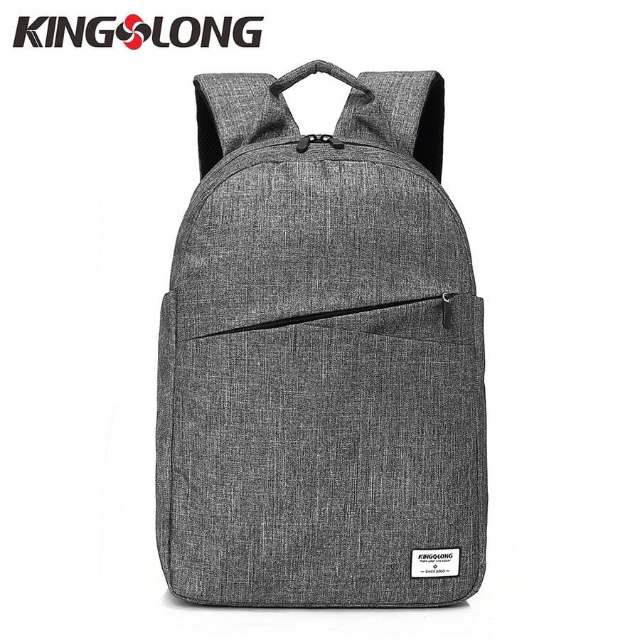 KINGSLONG училище раница чанта за лаптоп раница водоустойчив унисекс училищни чанти за тийнейджъри раница чанти туристически KLB1315-7
