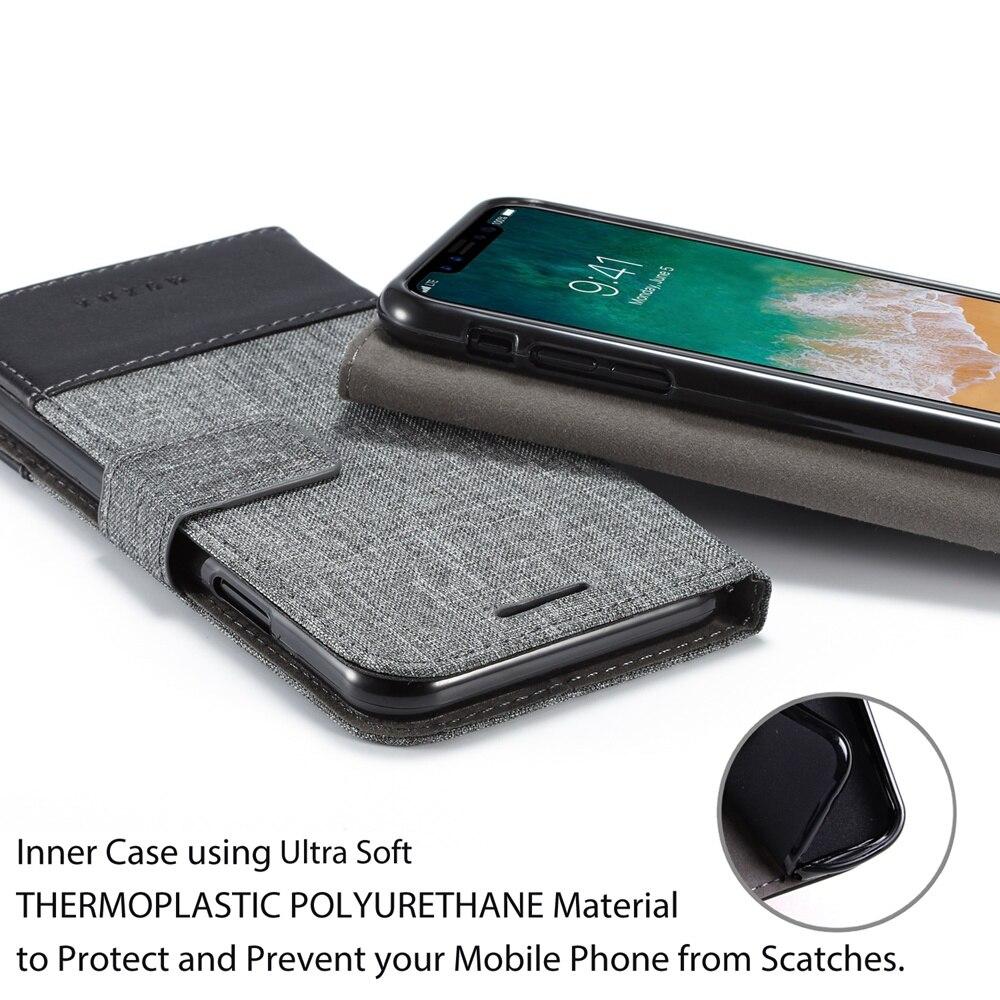 coque wallet iphone xs