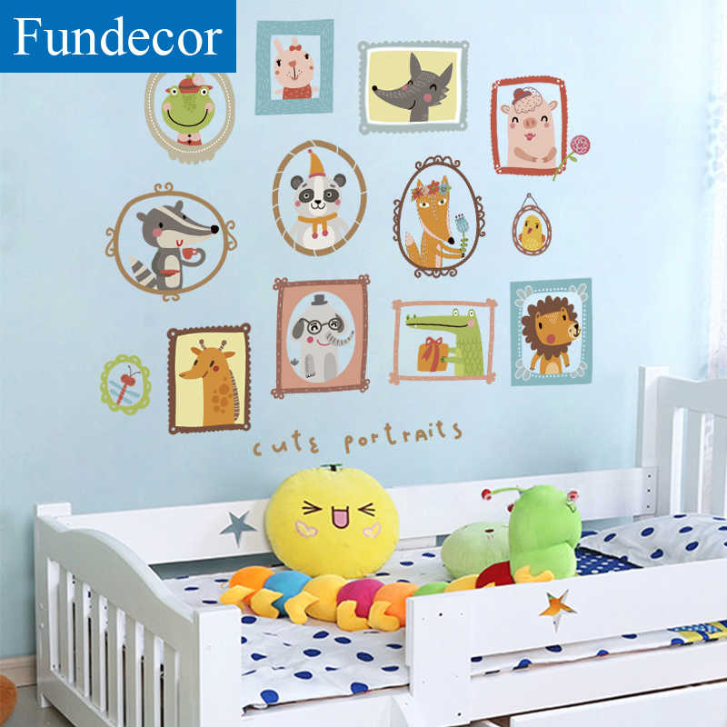 fundecor cute cartoon animal