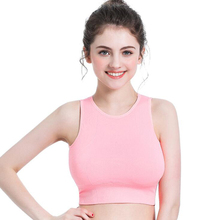 2019 Special Offer New Arrival Breathable Fitness Women Sports Yoga Bra Push Up Full Wrap-around Sportswear D7