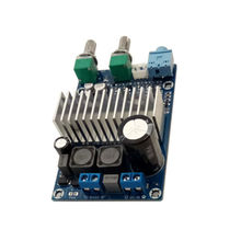TPA3116 Digital Amplifier Board Support 100W Bass Subwoofer Amp Board DC 12-24V