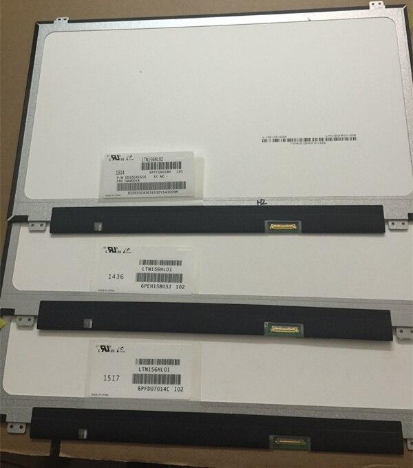 Slim IPS 30pin 15.6 For Acer V5-572G 573G 552 Lenovo Y50 Z510 G50-70 LCD Screen LTN156HL01 молдинг decomaster античное золото цвет 552 50х11х2400 мм 156 552