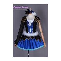 WATER BLUE NEW WORLD Matsuura Kanan Cosplay Carnaval Costume Halloween Christmas Costume