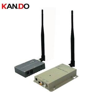 Satellite transmission 43km 6W