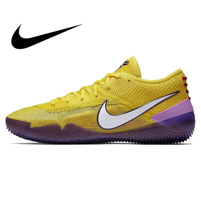 sélection premium 0360c 92d48 € 209.3 25% de réduction|Original Authentique NIKE KOBE AD NXT 360  basketball pour hommes Chaussures de Sport En Plein Air Sport Baskets  Confortable ...