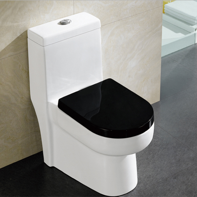 square shaped toilet seat. Universal style toilet cover thick  mute Descent Square round V shaped U O sit accessories in Toilet Seats from Home
