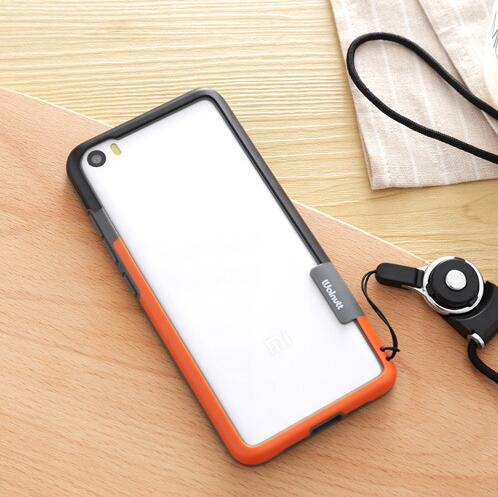 pro pouzdro nárazníku Xiaomi5 Měkký silikonový nárazník nárazníku pro xiaomi4 xiaomi4s xiaomi5 Fashion Ultra Slim mi4 mi4s mi5 Cover