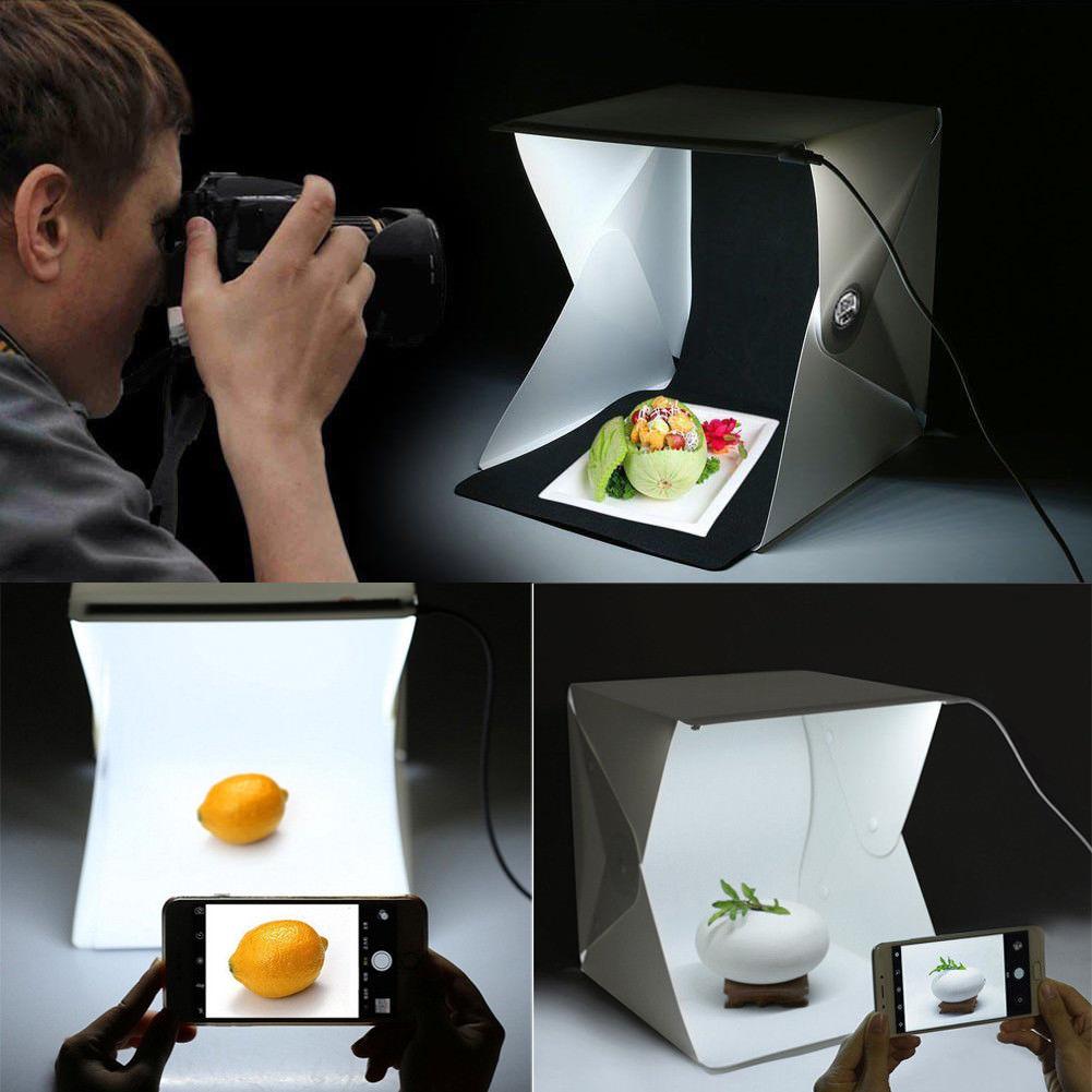 Light Room Photo Studio Photography Lighting Tent Kit: 2018 Newest Hot Useful Light Room Photo Studio Photography