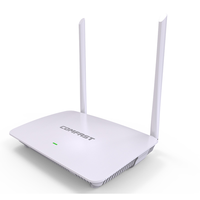 2 шт. Wi-Fi маршрутизатор COMFAST CF-WR625N-V2 300 Мбит 2.4 Г Беспроводной Маршрутизатор для дома 802.11b/g/n с 4 LAN RJ45 порт против xiaomi маршрутизатор
