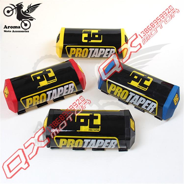 colorful motorbike accessories racing moto protection handlebar motorcycle bar pad for KTM husqvarna protaper steering wheel