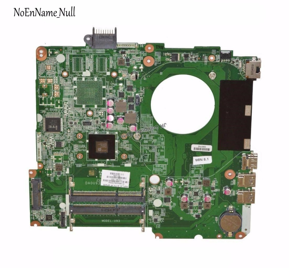 Free Shipping 776784-501 776784-001 776784-601 Laptop motherboard for HP 15-F Motherboard E1-2100 CPU DA0U93MB6D2Free Shipping 776784-501 776784-001 776784-601 Laptop motherboard for HP 15-F Motherboard E1-2100 CPU DA0U93MB6D2