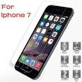 9 h 2.5d hd premium de vidro temperado para iphone 7 para iphone 7 Mais pelicula de vidro de Proteção Filme Protetor De Tela De Vidro + Ferramentas
