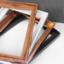 Холст для картины на индивидуальный заказ Рамка DIY плавающая рамка для масляных картин/Печать на холсте фоторамка для украшения дома Искусство 40x50 см