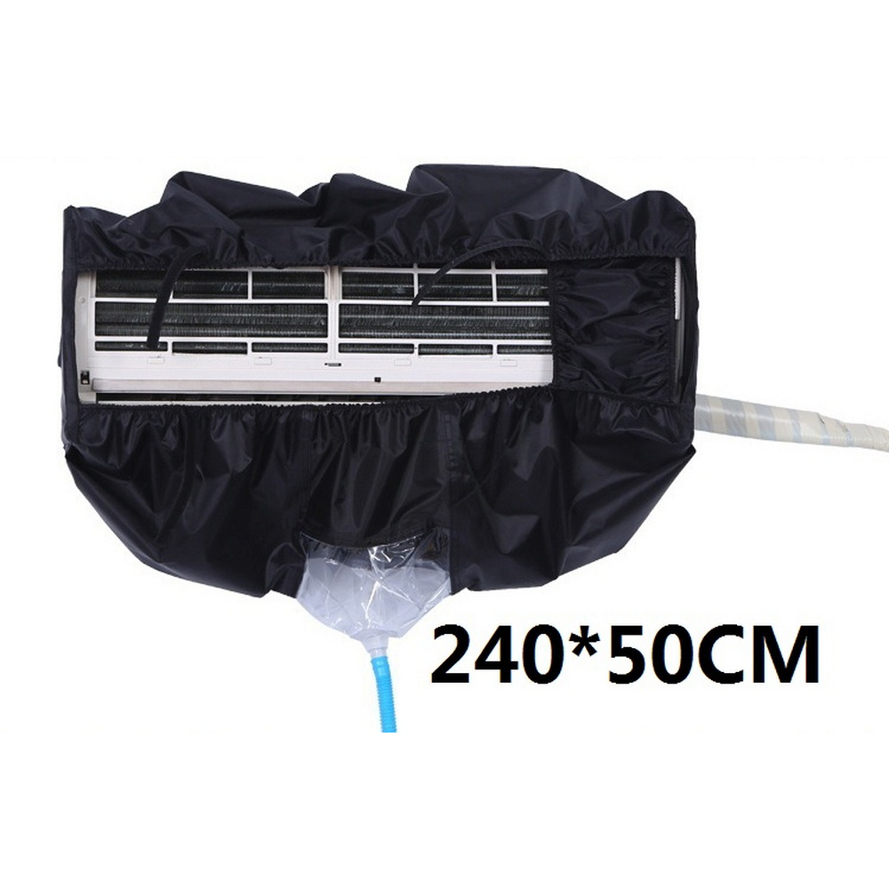 1-3p Durable Air Conditioning Dustproof Waterproof Cover Air PU Conditioning Clean And Clean Waterproof Protective Cover