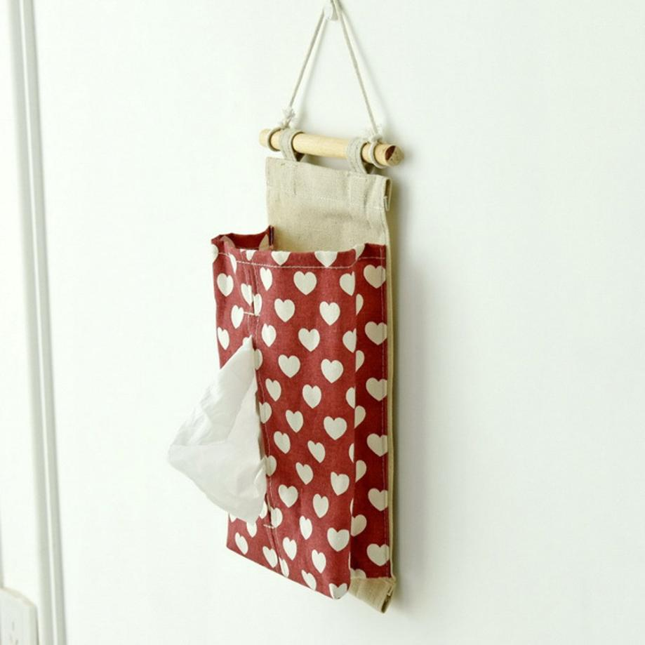 Hanging Storage Bag Laundry Home Decoration Accessories Wall Hanger Wall Holder Key Hangings Organizer