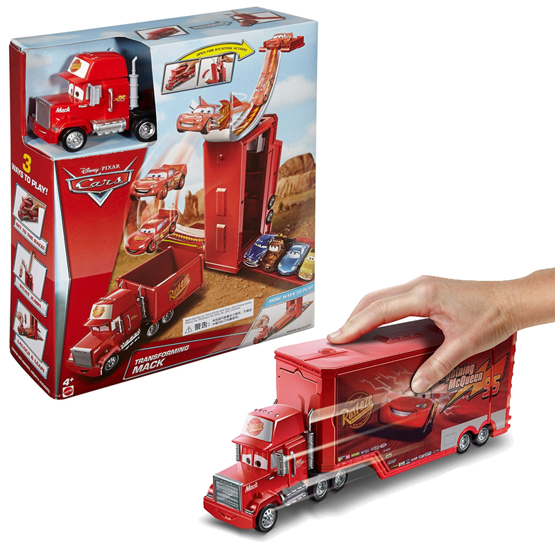Cars 3 McQueen Track Diecast Car Toy Model Die Cast Metal Alloy Model Toy Car 2 Children's Toys Birthday Christmas  Gift