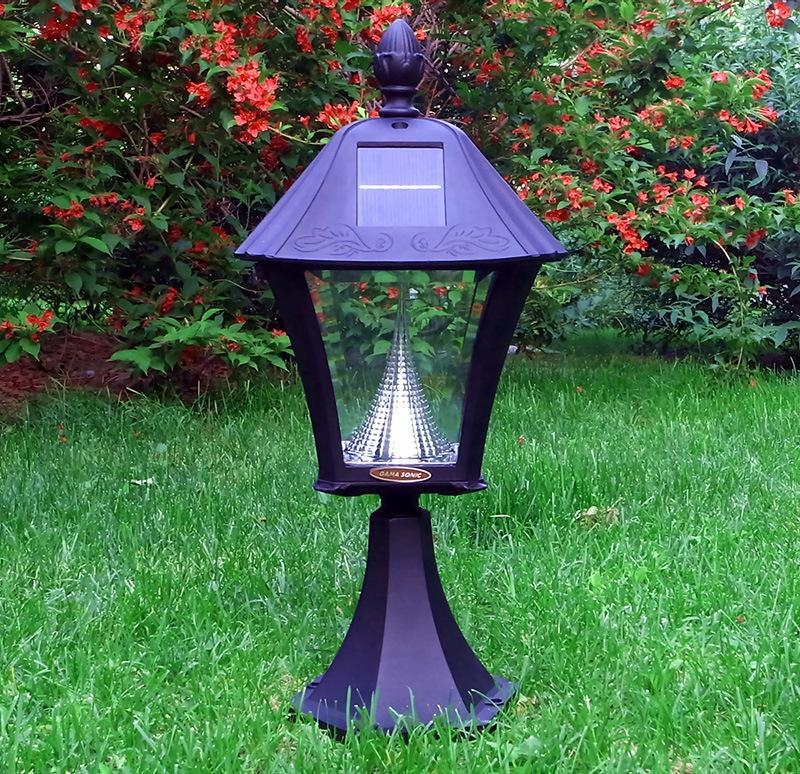 lamparas solares exteriores luz solar del jardn lmpara de csped luces solares jardin iluminacion lampada led