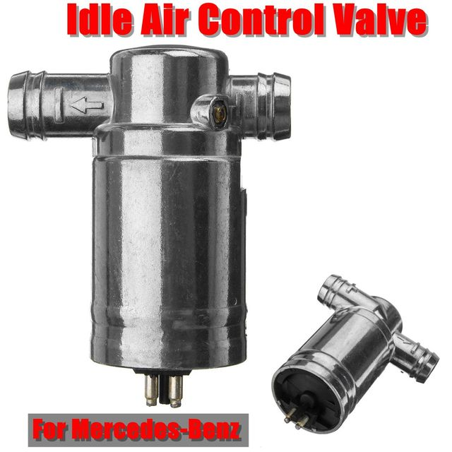 Idle Speed Air Control Valve For Mercedes-Benz W124 W126 W201 190E 300E  300CE 0280140510 0001412225