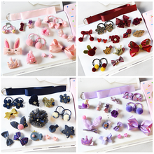 18pcs Head wear Set Little Girl Hair Clips Accessories Barrettes Pins for Girls Babies Birthday Christmas Gift