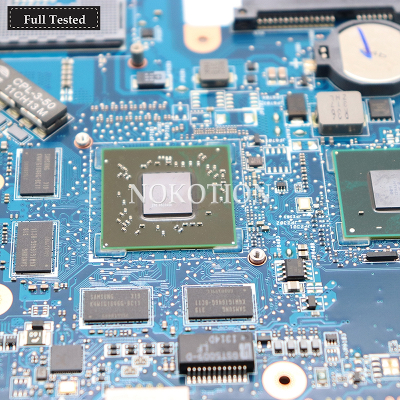 motherboard graphics H000038410 For toshiba satellite C850 Laptop motherboard HD4000 ATI HD7600M Graphics HM77 DDR3 (5)