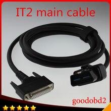 Carro obd2 16pin cabo de teste principal para toyota testador inteligente it2 scanner ferramenta para suzuki cabo de teste principal para testador it2