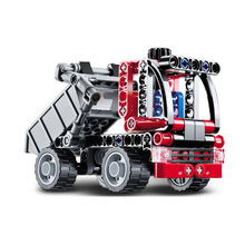 Technic Off Roader Truck Racing car City Building Blocks figures Bricks Model Kids Toys For Children Gift Compatible