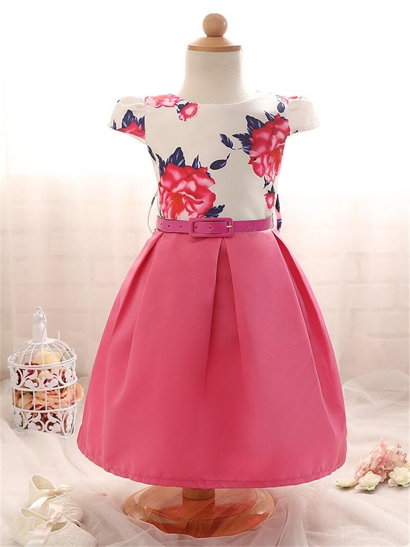 Aliexpress.com : Buy Baby Girl Summer Dress Toddler Baby Girls ...