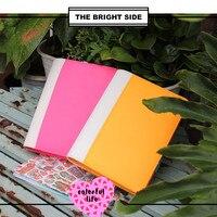 Spiral Binder Loose Leaf Refillable Travel Journal Lovely Notebook Organiser Planner Agenda Personal For Girl A6