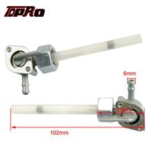 TDPRO Motorcycle Gas Petrol Fuel Tank Switch Tap Petcock Valve Open/Close Switches For Honda XR50 CRF50 ATV Quad Pit Dirt Bike fuel filter with spare element for honda yamaha dirt pit bike motorcycle crf50 klx110 ttr125