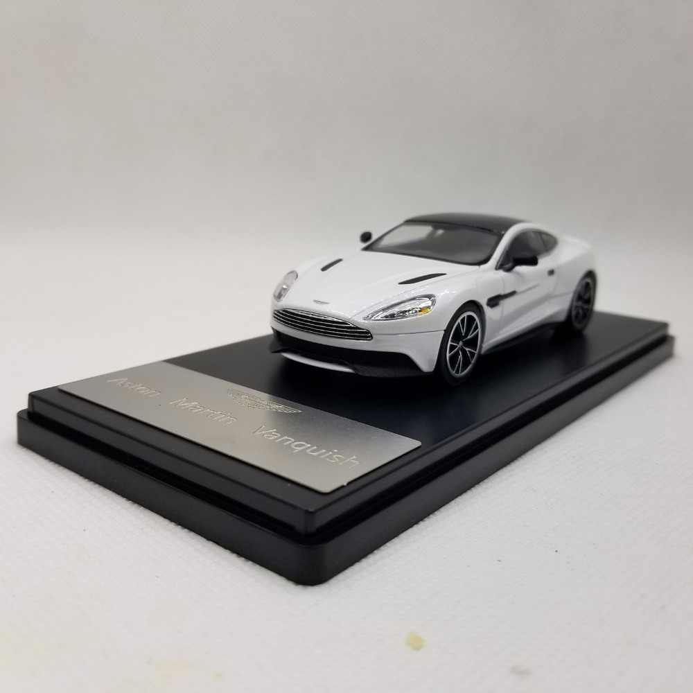1 43 Diecast Model For Aston Martin Vanquish Sport Car Alloy Toy Car Miniature Collection Gifts Diecasts Toy Vehicles Aliexpress