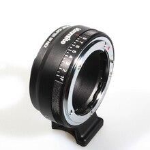 Commlite CM-NF-NEX Lens Mount Adapter for Nikon NF Lens to Sony E-Mount NEX Digicam Camcorder