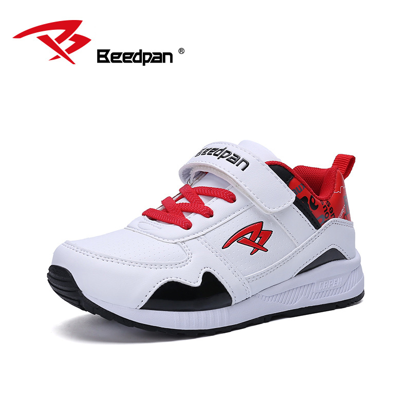 Spring Autumn Kids Boys Casual Shoes Leather Children Sneakers Kids Sports Running Shoes Anti-slip School Student Shoes for Boys