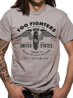 Foo Fighters FF T Shirt Men Nothing Left To Lose Gift Casual Tee USA Size S