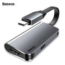 Baseus USB HUB USB Type C to HDMI Adapter For Macbook Samsun