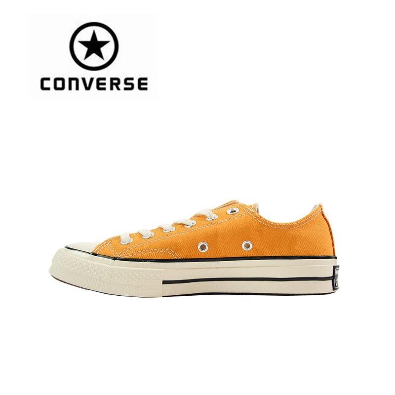 Converse All Star 70 S chaussures pour skateboard D'origine toile classique Low Top Anti-Glissante Confortable décontracté chaussures de sport unisexes